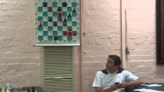 Repeat youtube video Carl Gorka Lecture, Melbourne Chess Club