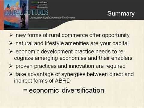Amenity-Based Rural Development