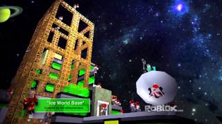 Create your own world in Roblox, the Minecraft for kids