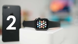 Apple Watch 2 REVIEW - Stainless Steel