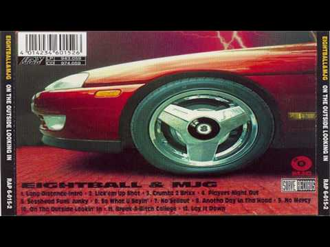 EIGHTBALL & MJG — LAY IT DOWN