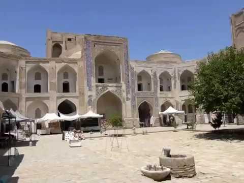 2017 Medressa, Samarkhand, Uzbekistan