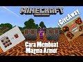 Cara Membuat Armor Dari Magma Block!!   No Mods