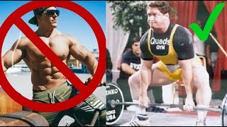 Brad Castleberry vs Ed Coan: Who REALLY Is The Greatest Lifter Ever?