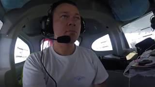 Самарские летчики и конструкторы презентовали фильм о своем кругосветном арктическом перелете