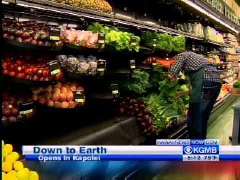 Down To Earth Kapolei KGMB 7-2-11