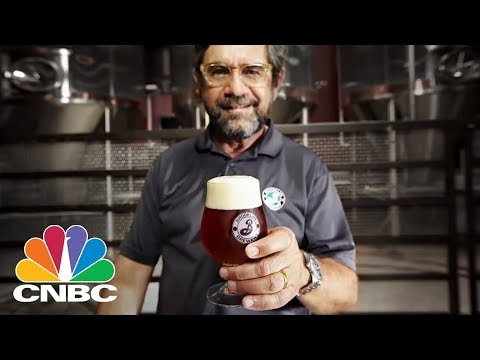 Brooklyn Brewery's Steve Hindy And Shark Tank's Daymond John At iConic 2017 | CNBC