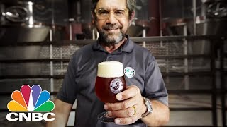 Brooklyn Brewery's Steve Hindy And Shark Tank's Daymond John At iConic 2017 | CNBC thumbnail