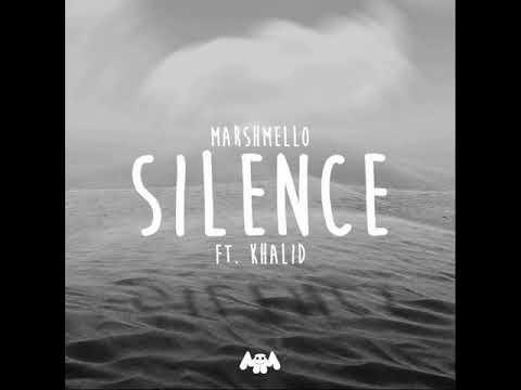 Marshmello - Silence Ft. Khalid (Audio)