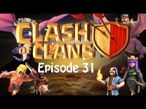 Clash of Clans- Dark Elixir Drill! Episode 31