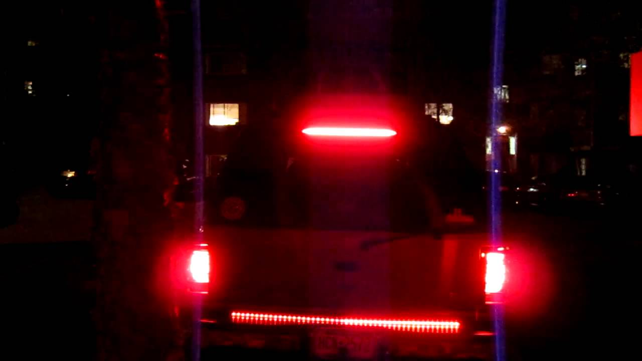 Fire ice led tailgate bar youtube fire ice led tailgate bar aloadofball Image collections