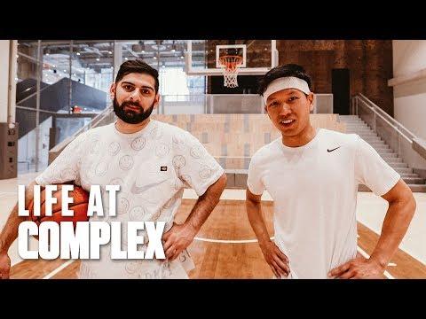Qias Omar vs Tony Mui in Basketball Shootout | #LIFEATCOMPLEX thumbnail