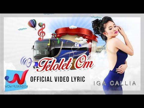 Iga Callia - Telolet Om (Official Video Lyric)