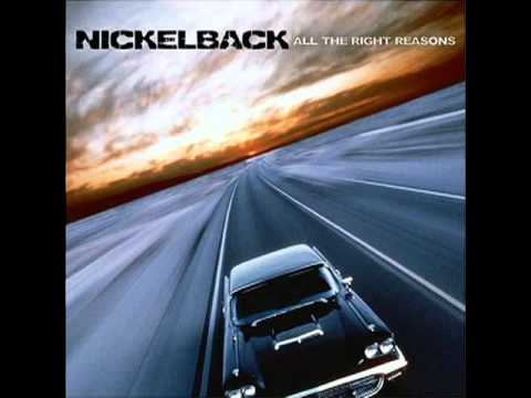 Nickelback - Fight For All The Wrong Reasons.