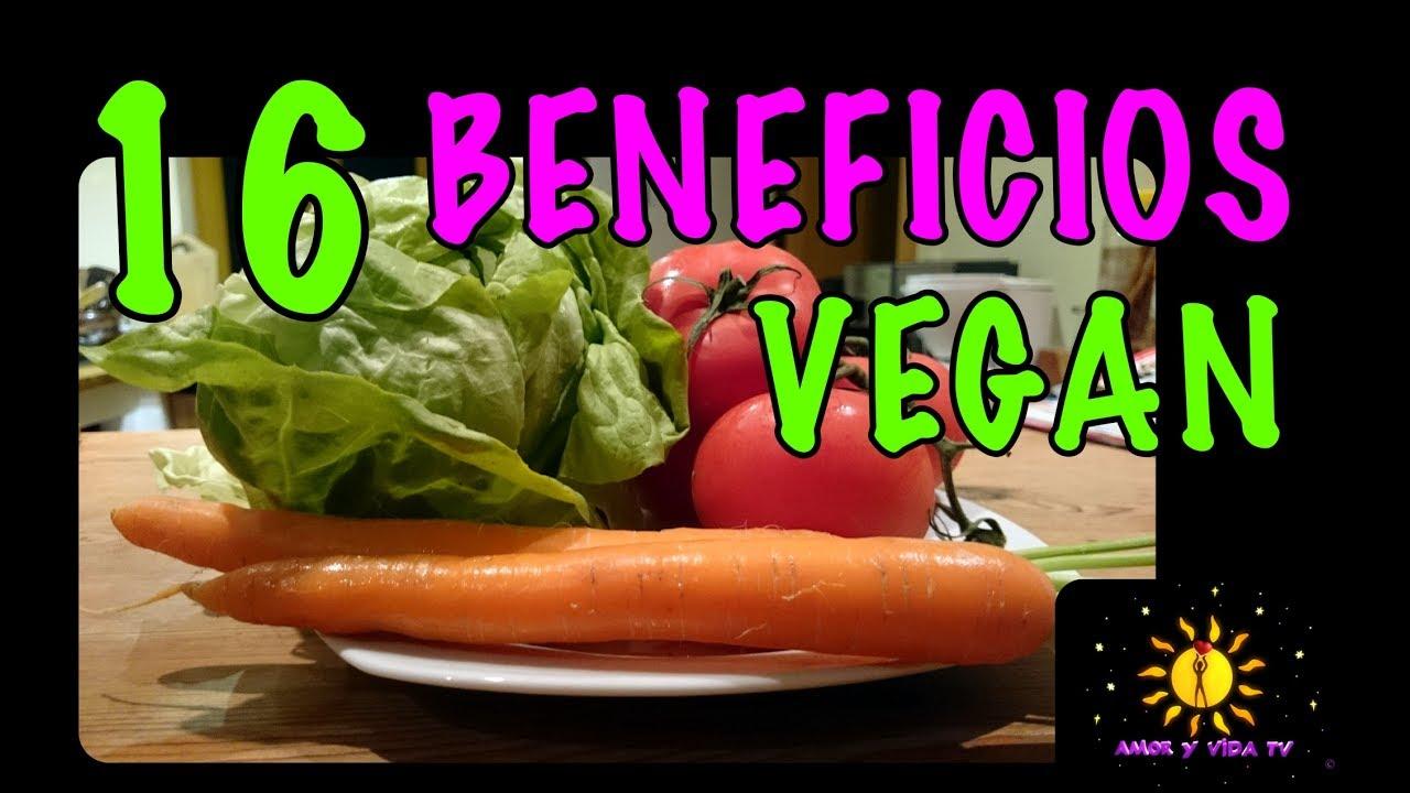 16 Beneficios para la salud de una dieta vegetariana..