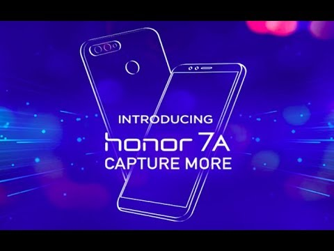 Honor 7A Pro 3GB RAM 32 GB ROM With Face Unlock from Mobiles