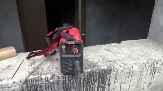 видео Сварочный аппарат Фубаг (Fubag) инверторный 170, IN 176, IN 163