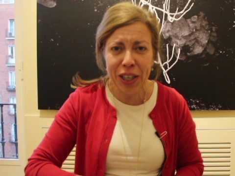 Susana Criado, periodista, invita a asistir a Madrid Woman's Week 2017