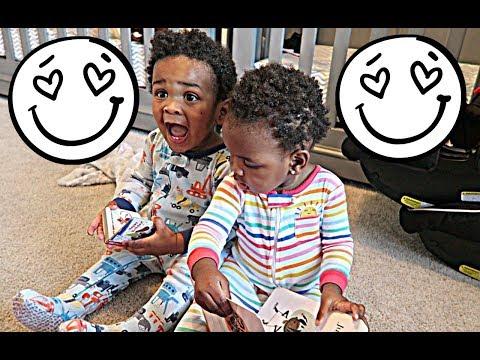 JAXSON AND JAYLA ARE LEARNING SIGN LANGUAGE! 👶🏽👶🏾😍😍