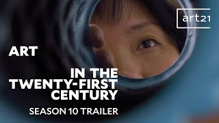 "Trailer: Season 10 of ""Art in the Twenty-First Century"" (2020) 