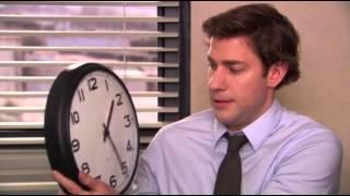 Сериал Офис часы