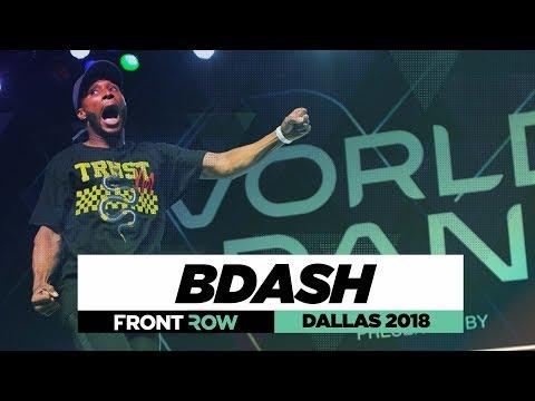 BDash | FrontRow | World Of Dance Dallas 2018 | #WODDALLAS18