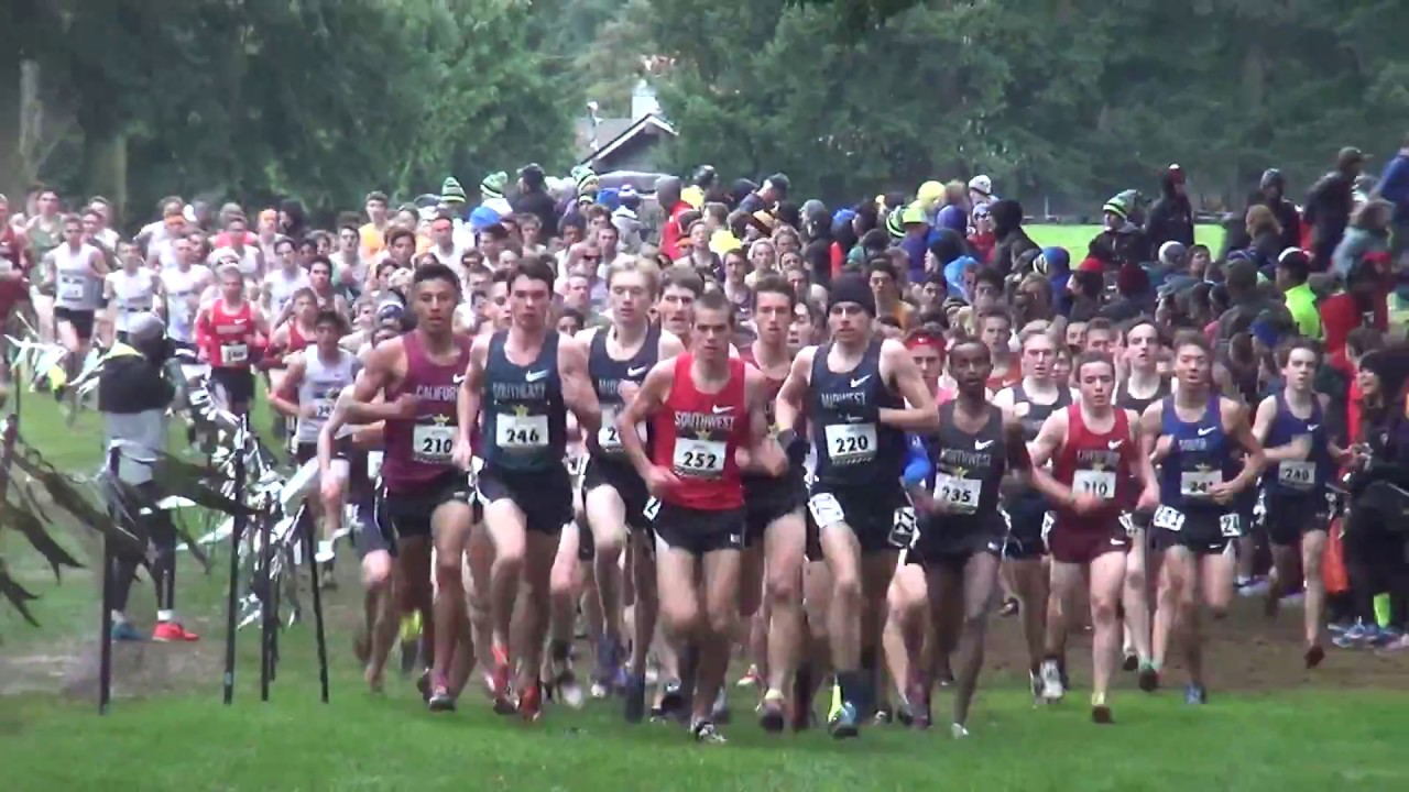 another chance 00b24 cc174 Nike Cross Nationals 2015 Boys Championship Race