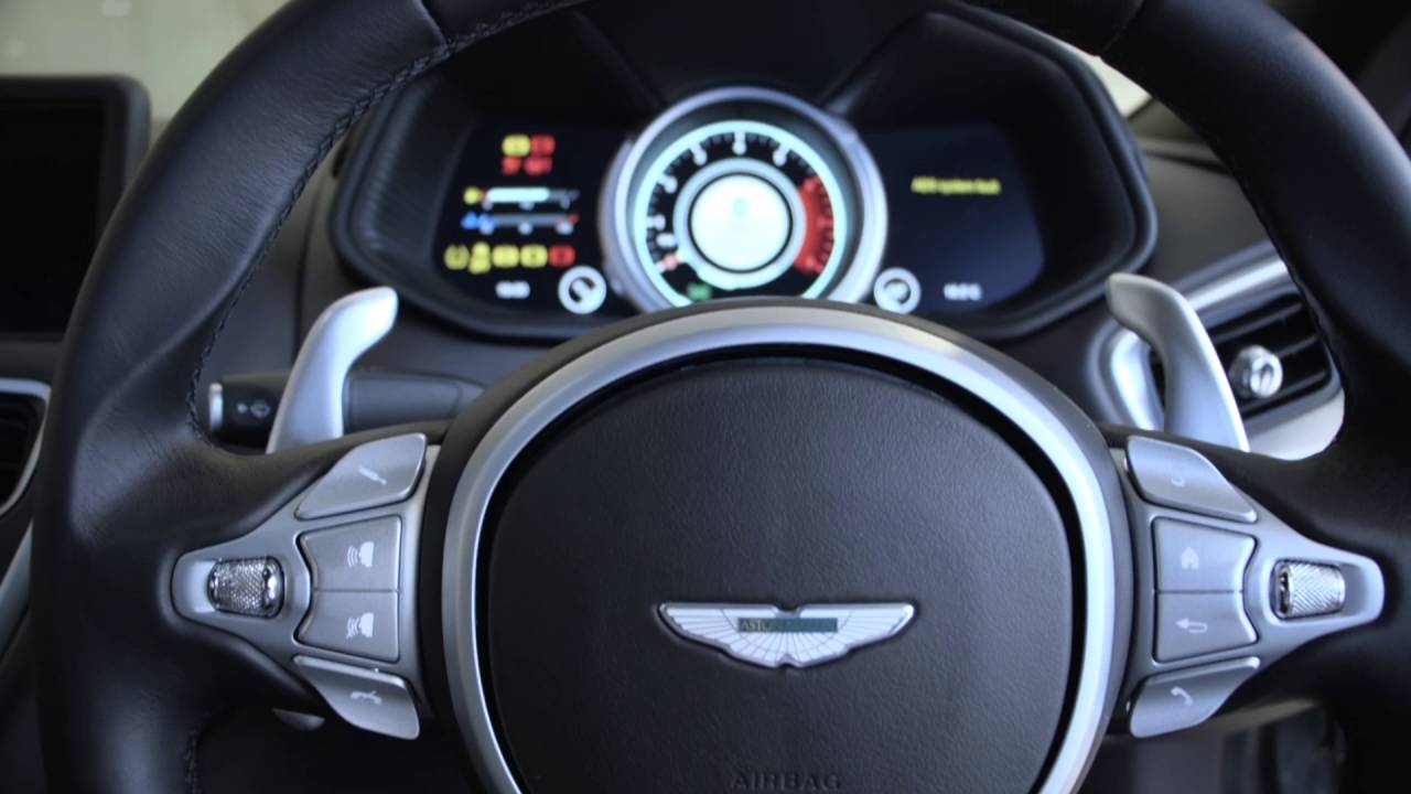 a first look at the all new aston martin db11 youtube. Black Bedroom Furniture Sets. Home Design Ideas