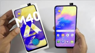 Samsung Galaxy M40 unboxing 🔥🔥 leaks | Pop Up | Official first look | Confirm Specification |