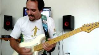 Black Eyed Peas - I Gotta Feeling (guitar cover) - Carlinhos Carvalho