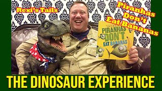 Rexi's Tails, Piranhas Don't Eat Bananas (AR Points)