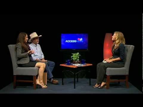 ACCESS News  with guest Jim Hightower