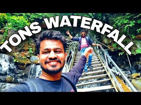 TONS WATERFALL || PAAWAN GHINAUCHI DHAM || VLOG || REWA MP