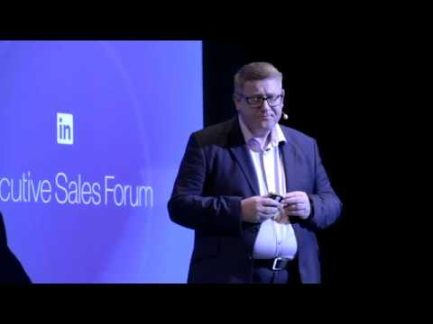 Executive Sales Forum, London 2017: The Future of Sales – Bleak or Bright?