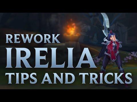 Irelia Rework Guide - Tips And Tricks ⚔️   League Of Legends