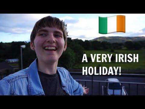 A VERY IRISH HOLIDAY! (Vlog)