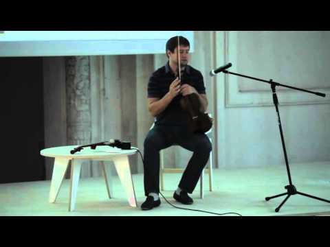 Studio for New Music Ensemble - VDNKh, Moscow, 26.09.2015