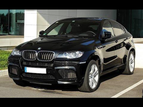 2011 vs 2012 BMW X6 Head2Head