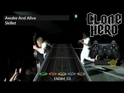 clone-hero-android/pc:-skillet---awake-&-alive- -chart-for-joystick