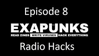 EXAPUNKS - Episode 8 - Wardialing Radio Stations
