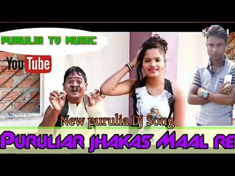 #New_Purulia_Dj_Song Puruliar Ami Jhakash Mal Re Syari Mix Dj Buddheewar