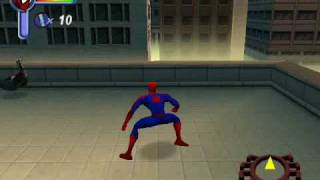 SpiderMan PC: The Bank [PART 1]