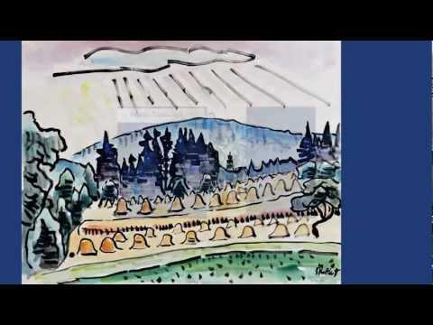 Karl Schmidt-Rottluff: Aquarelle und Pastelle