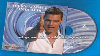 Gambar cover Ricky Martin - Pide más (Pepsi Music 2000)