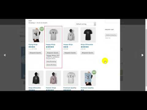 WooCommerce - Quote Request or Enquiry by global-trend