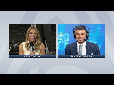 Earl Watson Shares Analysis Of The 2020 Pac-12 Men's Basketball Tournament Bracket