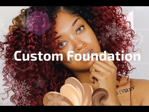 HOW TO CHOOSE THE RIGHT FOUNDATION | Custom Blend | Smartista 101