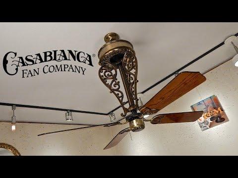 Casablanca New Orleans Ceiling Fan | 1080p HD Remake