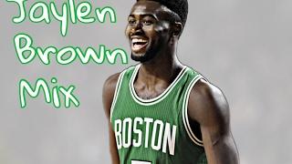"Jaylen Brown ""Losing Control"" NBA Mix ᴴᴰ"