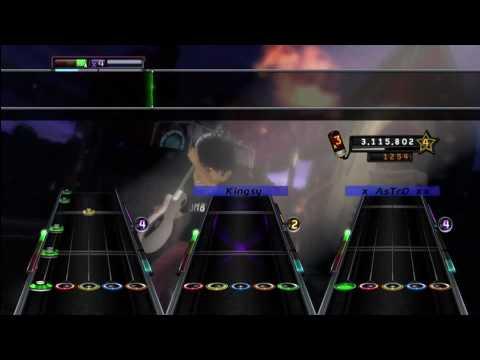 Devour - Shinedown Expert Full Band Guitar Hero 5
